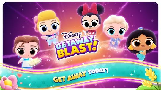 Disney Getaway Blast: Pop & Blast Disney Puzzles 1