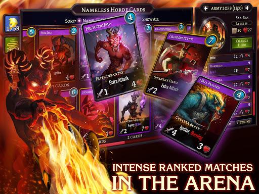 Storm Wars CCG  screenshots 6