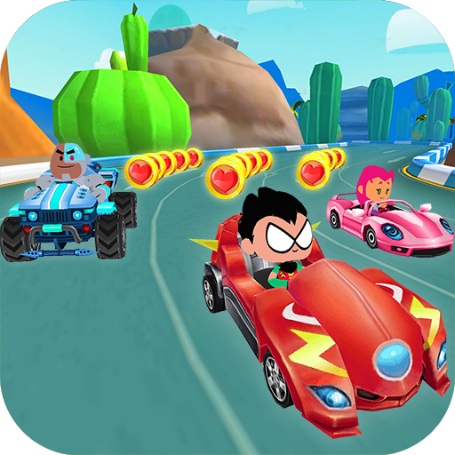 Baixar Titans Go Race - Hero Teens Adventure para Android