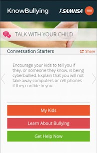 KnowBullying by SAMHSA 1
