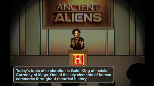 Ancient Aliens: The Game 1.0.135 screenshots 2