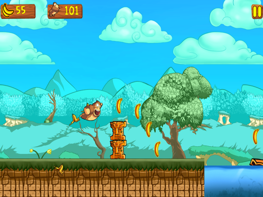 Banana King Kong - Super Jungle Adventure Run 3.1 screenshots 22