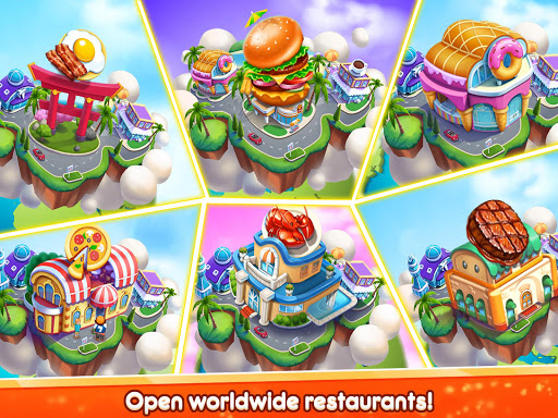 Kitchen Star Craze - Chef Restaurant Cooking Games  screenshots 13