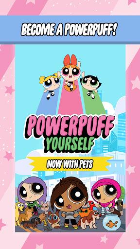 Powerpuff Yourself - Powerpuff Girls Avatar Maker 3.8.0 Screenshots 1