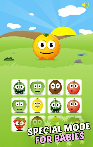 Mem Fruits: find pairs, concentration  screenshots 1