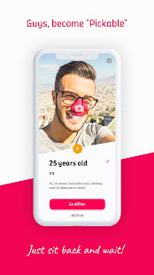 Pickable - Casual dating to chat and meet 1.3.9 Screenshots 4