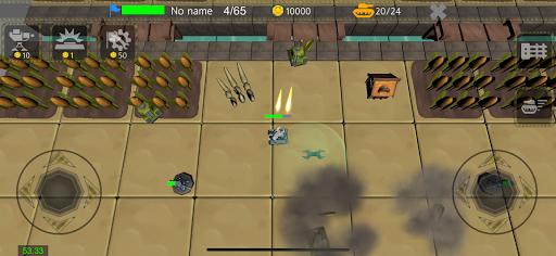Télécharger Gratuit Tank Battle Arena : Multiplayer  APK MOD (Astuce) screenshots 2