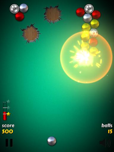 Magnet Balls Free: Match-Three Physics Puzzle screenshots 13