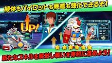 LINE: ガンダム ウォーズ ニュータイプ!突撃バトルゲーム!歴代のモビルスーツで大戦!のおすすめ画像4