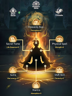 Immortal Taoists - Idle & Adventure 1.6.0 Screenshots 13