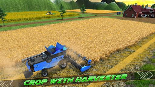 Farming Tractor Simulator 2020: Farming Games 2020 screenshots 4