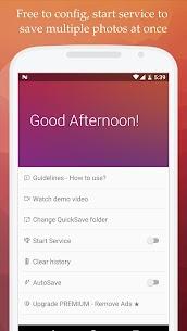 QuickSave for Instagram Premium Apk (Premium Unlocked) 3