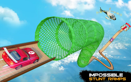 Ramp Car Stunts Racing - Extreme Car Stunt Games screenshots 20