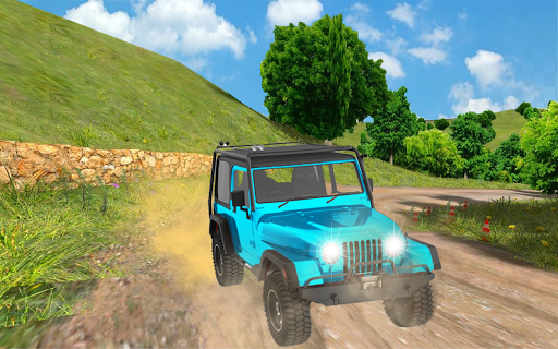 Offroad car driving:4x4 off-road rally legend game  screenshots 8