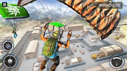 Commando Secret Mission Mod Apk (God Mode) 5