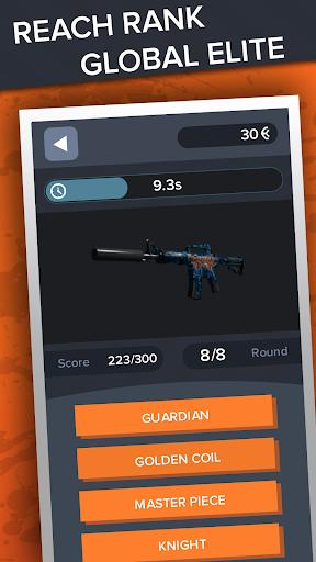 Ultimate Quiz for CS:GO - Skins | Cases | Players apkdebit screenshots 5