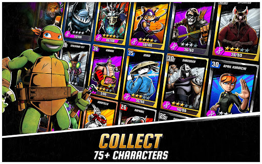 Ninja Turtles: Legends  screenshots 4