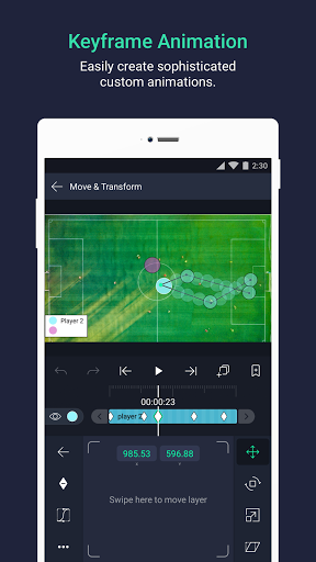 Alight Motion — Video and Animation Editor screen 0
