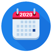 Calendar 2021-Agenda Reminders Notes Events
