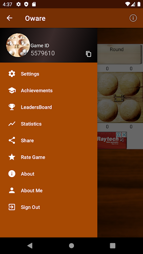 Oware 2.2 screenshots 1