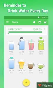 Water Drink Reminder 4.314.255 (Pro) (Mod)