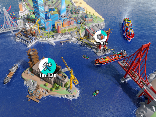 Port City: Ship Tycoon 1.0.0 screenshots 5