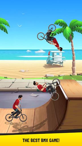 Flip Rider - BMX Tricks  screenshots 1