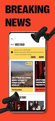 Apex News: Breaking & Local Apkfinish screenshots 1
