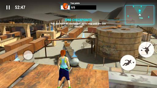 Parkour Simulator 3D screenshots 4