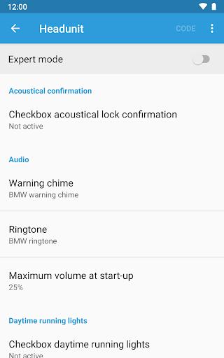 BimmerCode for BMW and MINI apktram screenshots 4