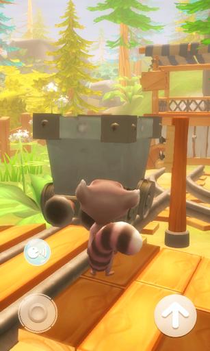 my talking lemur screenshot 1