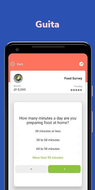 Captura de Pantalla 3 de Make Money: Recompensa y Gana Dinero Real Cash App para android
