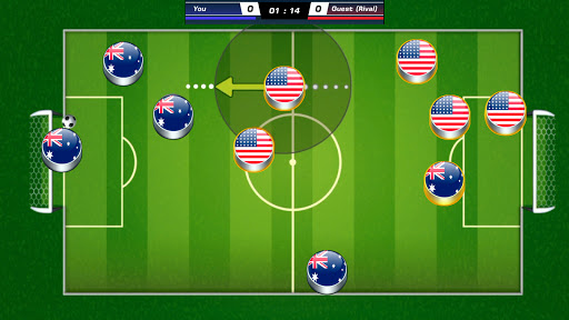Soccer Clash: Football Stars Battle 2021 1.0.4 screenshots 1