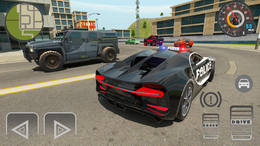 Police Chase Real Cop Driver 3d 1.5 screenshots 8