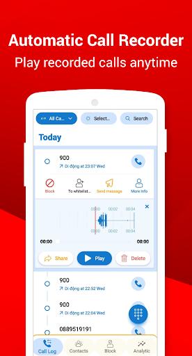 Automatic Call Recorder Pro - Recorder Phone Call  Screenshots 1