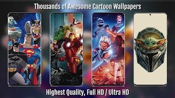 Cartoon Wallpapers HD / 4K