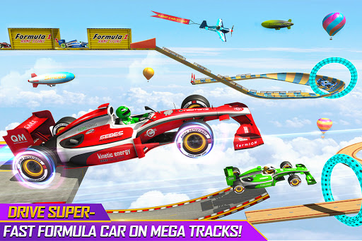 Formula Car Stunt Games: Mega Ramp Car Games 3d 1.6 screenshots 3