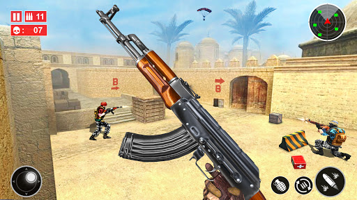 Military Commando Army Game: New Mission Games 1.0.7 screenshots 1