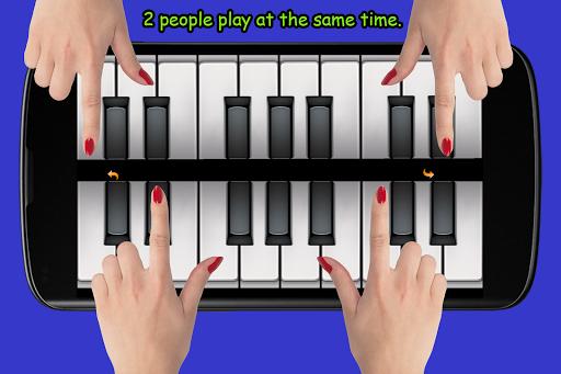 Blue Drum - Piano screenshots 2