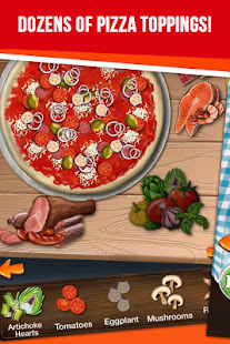 Pizza Maker - My Pizza Shop