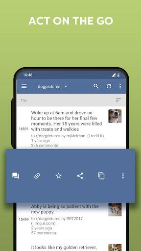 BaconReader for Reddit 5.9.1 Screenshots 5