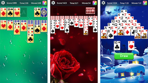 Solitaire Collection Fun  screenshots 9