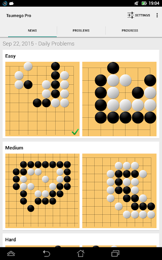 Tsumego Pro (Go Problems)  screenshots 8