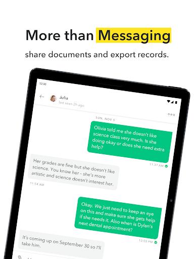 AppClose - co-parenting app  Screenshots 22