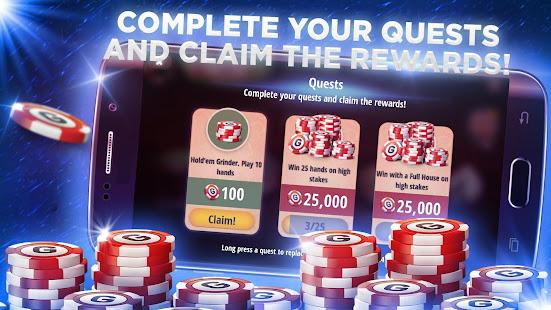 Poker Texas Holdem Live Pro 7.1.1 APK screenshots 21