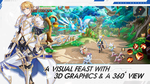 Gaia Odyssey 17.0 screenshots 2