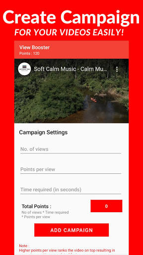 View Booster : Views For Views - View4View screenshots 2