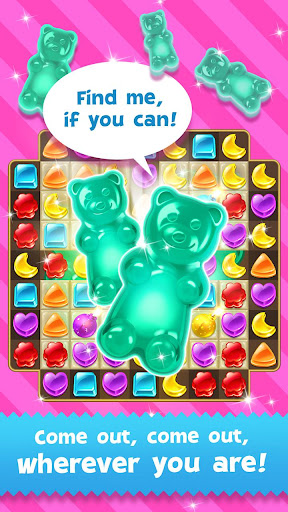 Jelly Drops - Free Puzzle Games 4.5.8 screenshots 1
