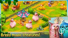 Charm Farm: Village Games. Magic Forest Adventure.のおすすめ画像4