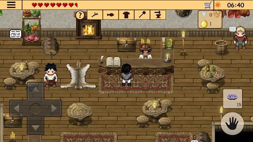 Survival RPG 3: Lost in Time Adventure Retro 2d 1.3.3 screenshots 2